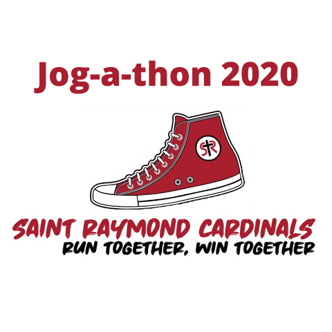 Jog-a-thon 2020 • April 13 - May 8