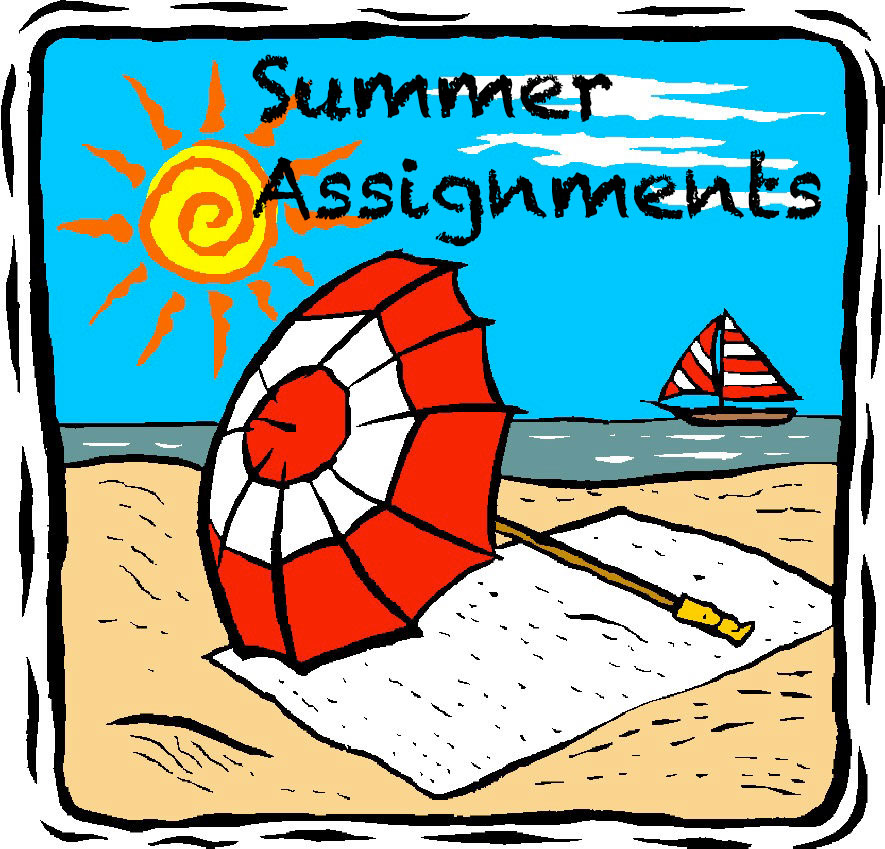 Summer Assignment 2018