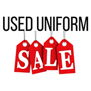 Used Uniform Sale • March 4